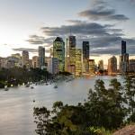 Brisbane - Routen Australien Camper