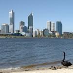 Perth - Routen Australien Camper